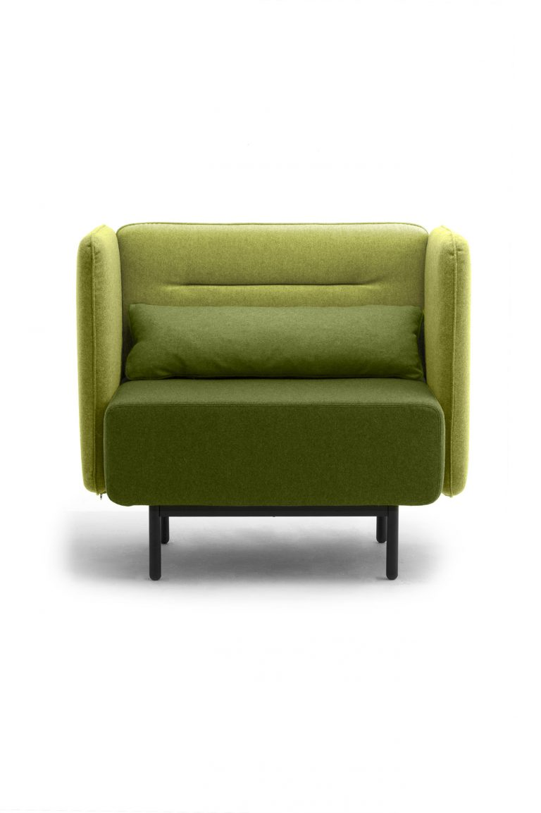 Calesita Sofa Dialog Sessel niedrig
