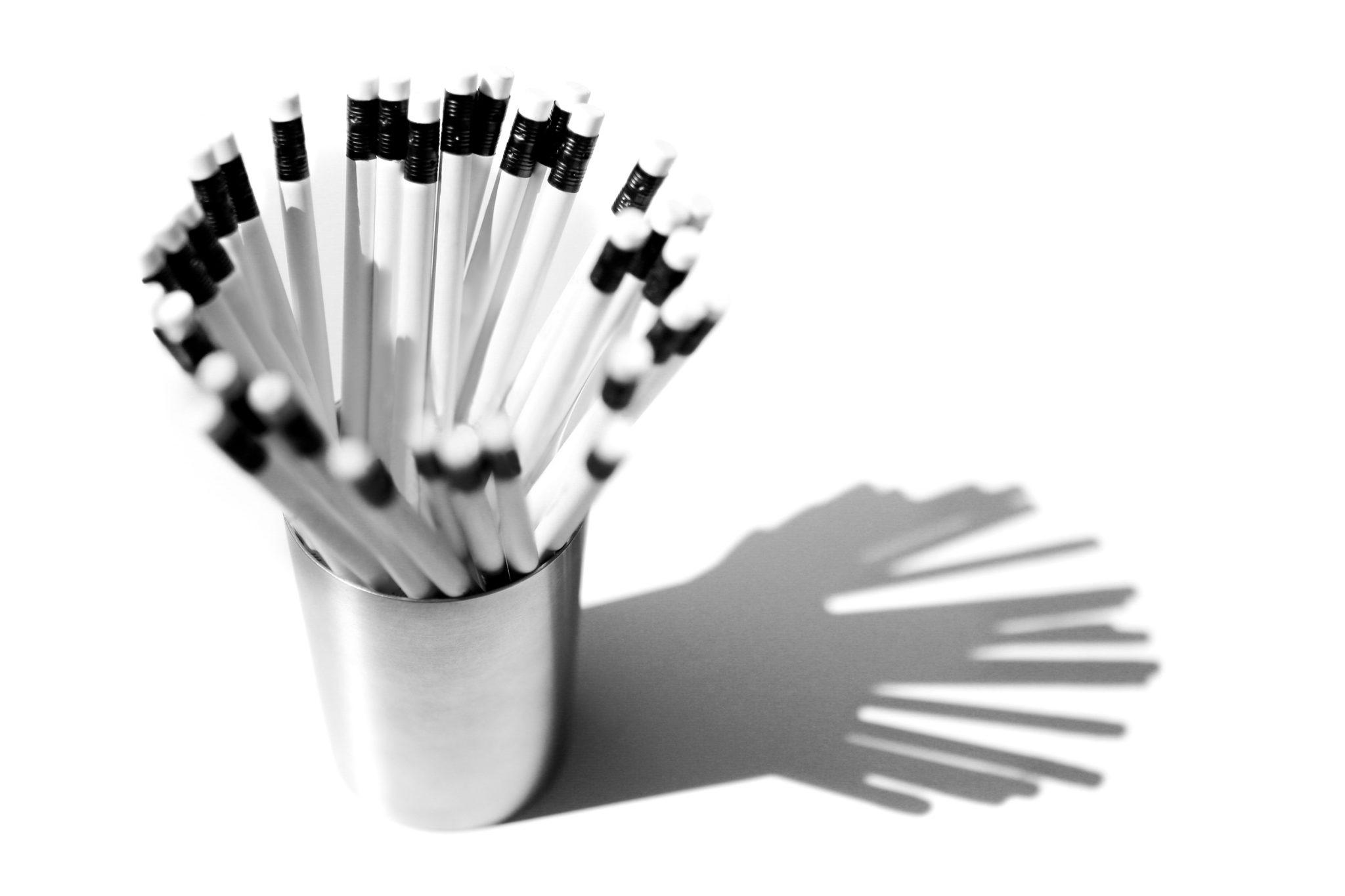 Produkte Schreibtischsysteme All in one fm33 Bleistifte