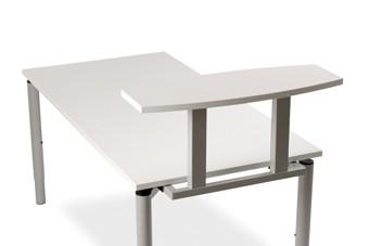 Schreibtischsysteme Zubehör Tischaufsatz
