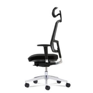 NetGo mit Kopfstütze - fm Büromöbel