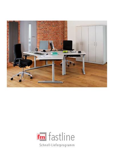 fm Büromöbel Produktkatalog - fastline