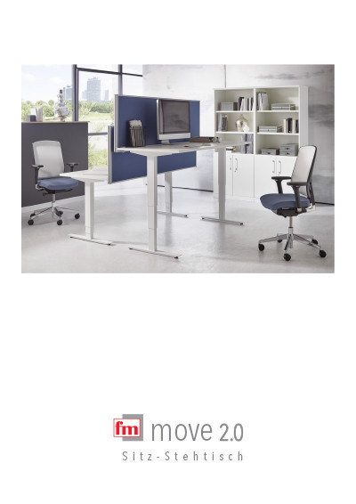 fm Büromöbel Produktkatalog - move