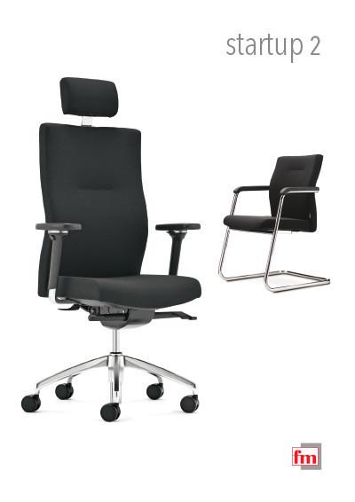 fm Büromöbel Produktkatalog - startup 2