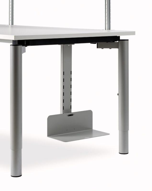 Schreibtischsysteme Zubehör Grundträger PC Halter