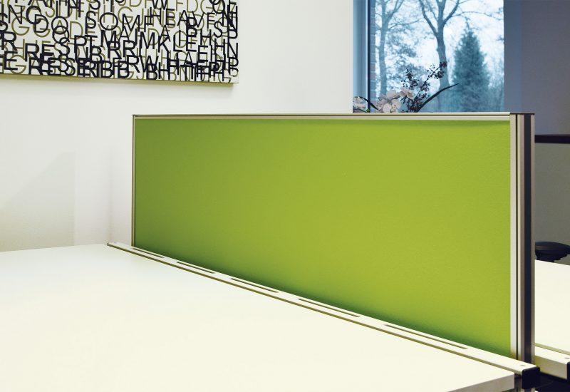 Stellwand grün